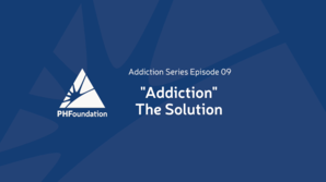 Addiction - The solution