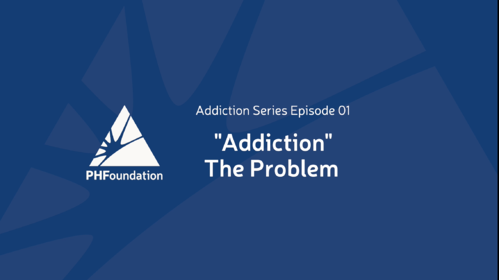 Addiction Series Episode 1 Title