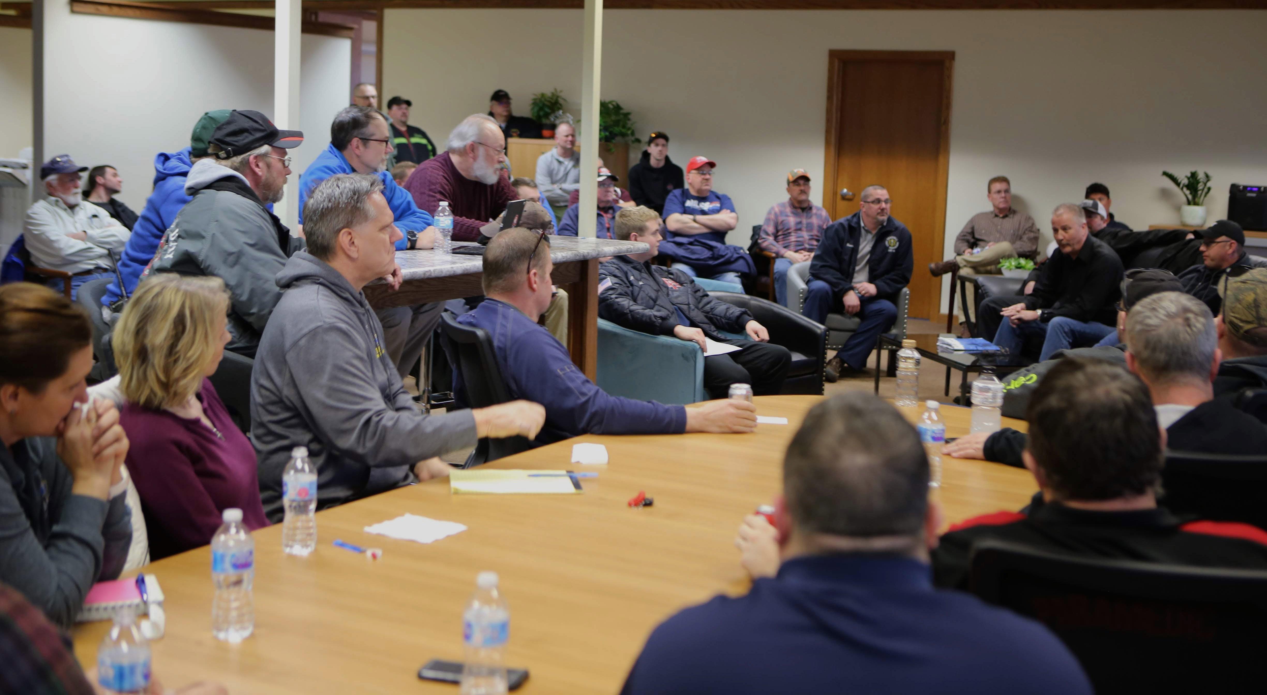 EMS at Portage Health Foundation Brainstorming