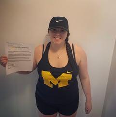 Kelly Bedner University of Michigan