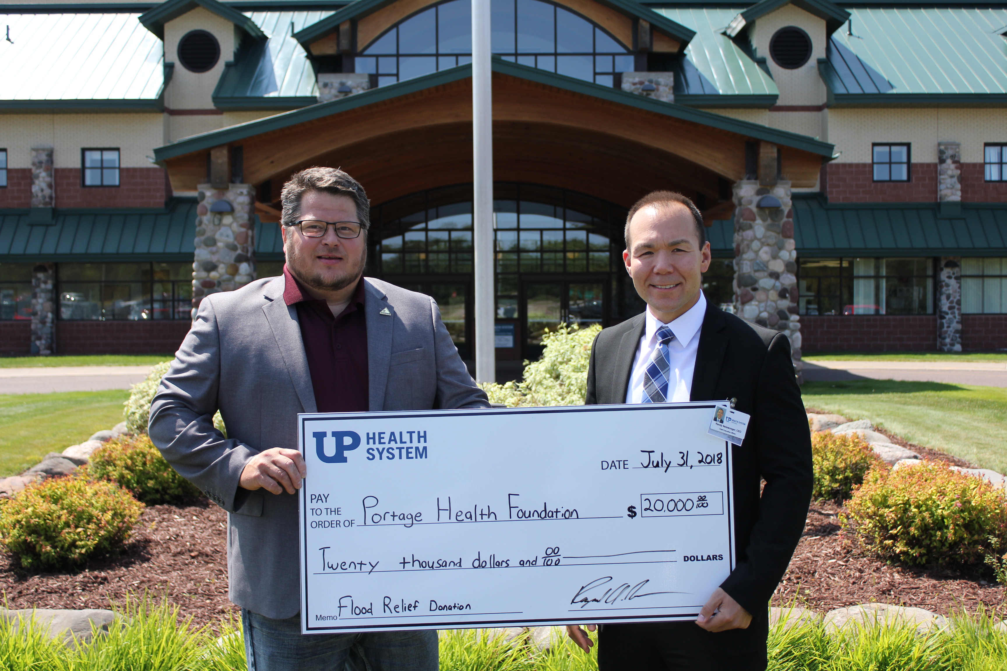 LifePoint Foundation Donates $20,000